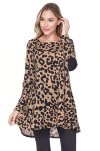 Charming Cheetah Top