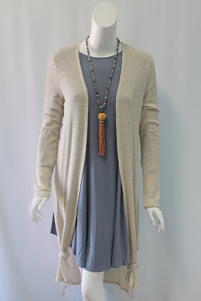 Cuddle Up Long Sleeve Cardigan