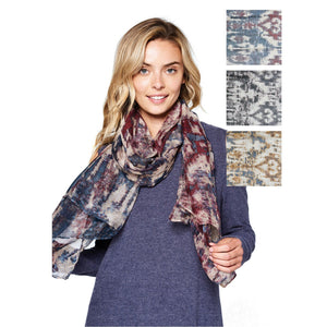 Distillation Scarf - Available in 3 Colors!