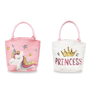 Dream Glitter Dazzle Totes