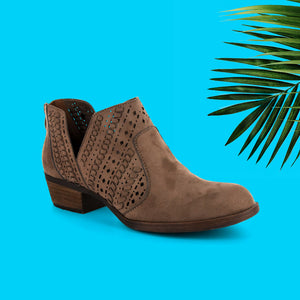 Durango Booties - Available in 2 Colors!