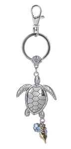 Sea Turtle Key Ring