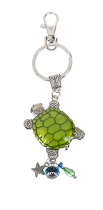 Lucky Turtle Key Ring