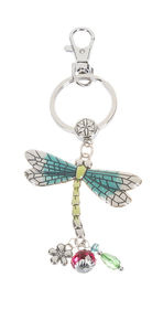 Dragonfly Key Ring