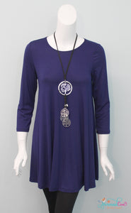 Essential Tunic - Blue