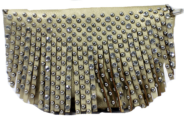 Radiant Rhinestone Purse - Available in 2 Colors!