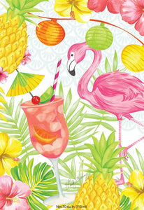 Scented Sachet - Flamingo Party