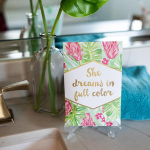 Scented Sachet - Dream in Full Color