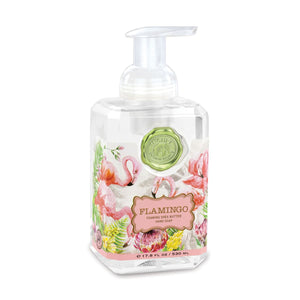 Flamingo Foaming Soap