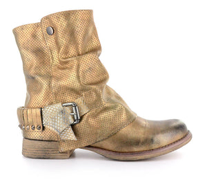 Golden Glory Booties