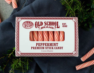 Peppermint Stick Candy