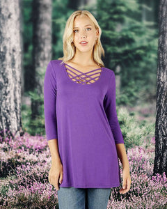 Lydia Top - Available in 4 Colors!