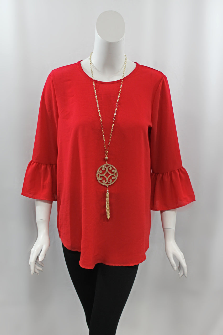 Candy Apple Top - Available in 3 Colors!