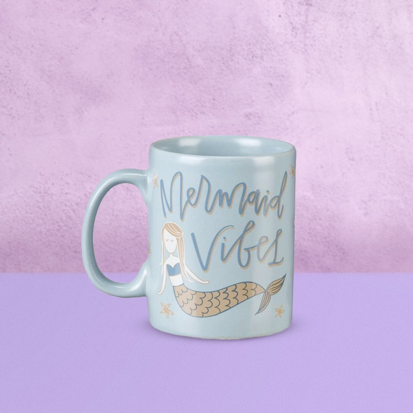 Mermaid Vibes Mug