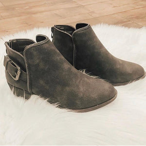Adrienne Booties