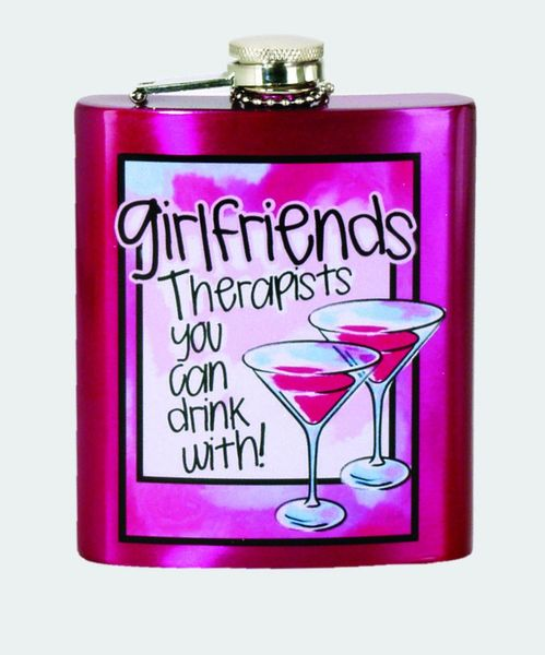 Girlfriends Flask