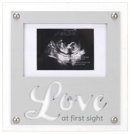 Love at First Sight 4X6 Photo Frame
