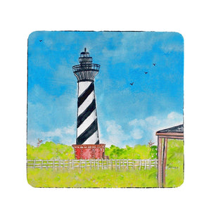Cape Hatteras Lighthouse Coasters