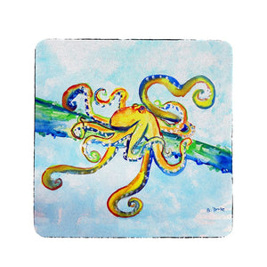 Crazy Octopus Coasters