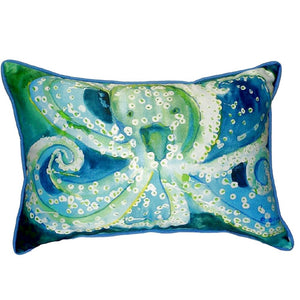 Large Outdoor Octopus Pillow