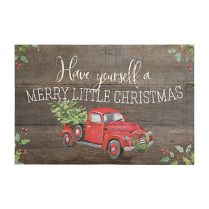 Rustic Pallet - Have Yourself a Merry Little Christmas