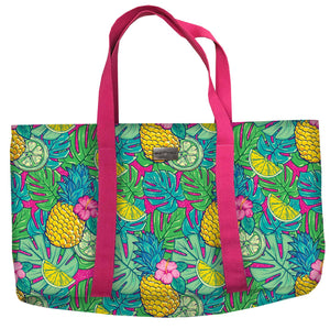 Tropic Like It's Hot Beach Bag