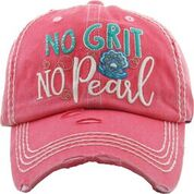 No Grit, No Pearl - Available in 3 Colors!
