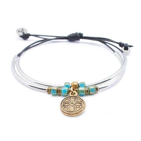 Joy Adjustable Bracelets by Lizzy James