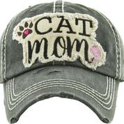 Cat Mom - Available in 2 Colors