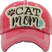 Cat Mom - Available in 3 Colors