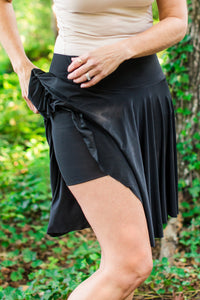 Swing Skort - Available in 4 Colors!