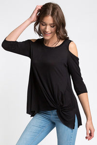 Kona Knot Top - Available in 2 Colors!
