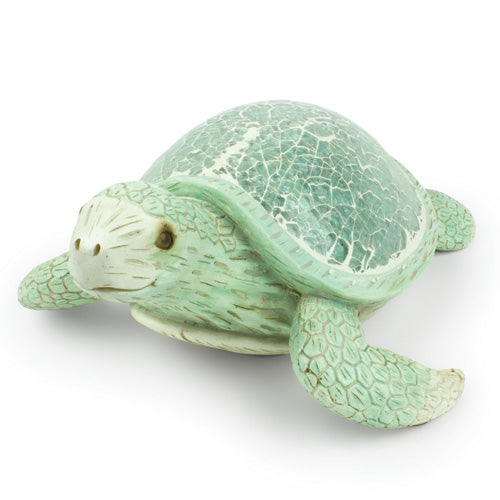 Crushed Glass Sea Turtle