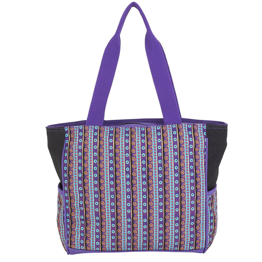 Laurel Burch Two Wishes Shoulder Tote