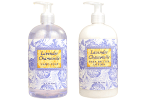 Botanical Spa Products - Lavender Chamomile