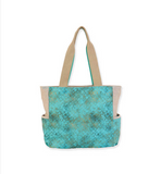 Tails and Scales Medium Tote