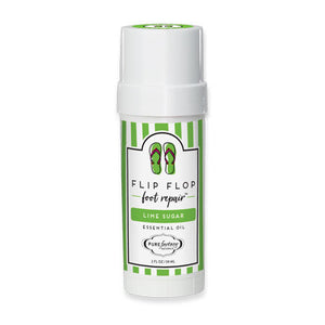 Lime Sugar, Flip Flop Foot Repair