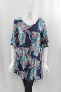 Make Waves Tunic