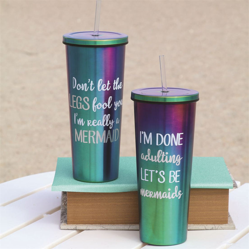 Mermaid Insulated Tumbler
