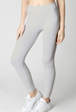 Plus Size Ankle Leggings - Narrow Band