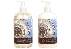 Botanical Spa Products - Ocean Pur