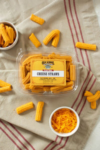 Traditional Cheese Straws