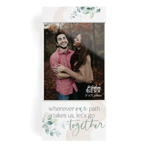 Our Path Photo Frame