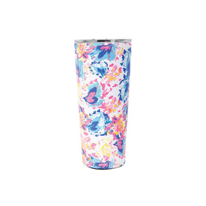 Peony Sorbet Stainless Large Tumbler