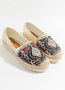 Tamar Espadrille Loafer FINAL SALE