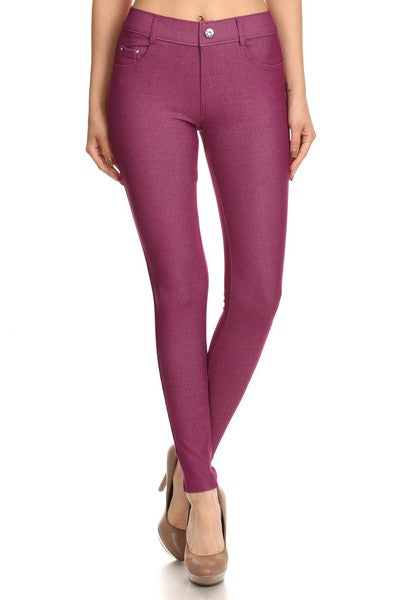 Jeggings - Color