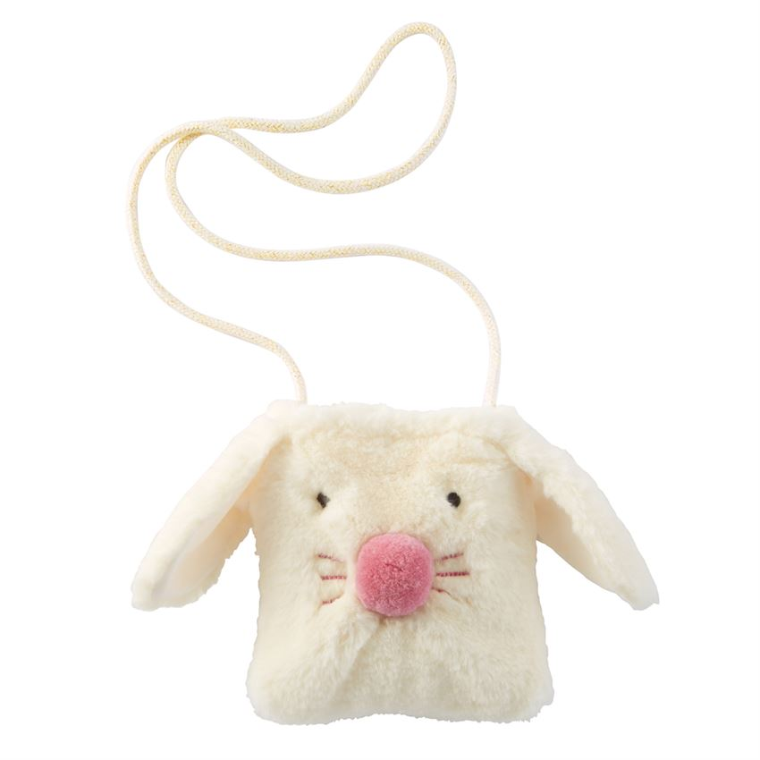 Plush Bunny Purse