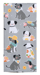 Dog Patch Dual Purpose Terry Towel