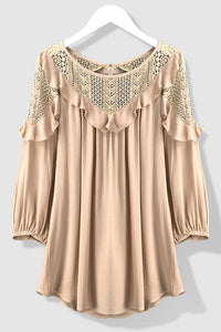 Romantic Holiday Tunic