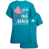 My Tail to the Beach Classic Tee